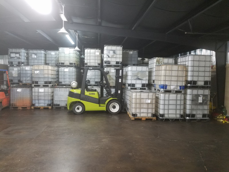 AG-USA warehouse